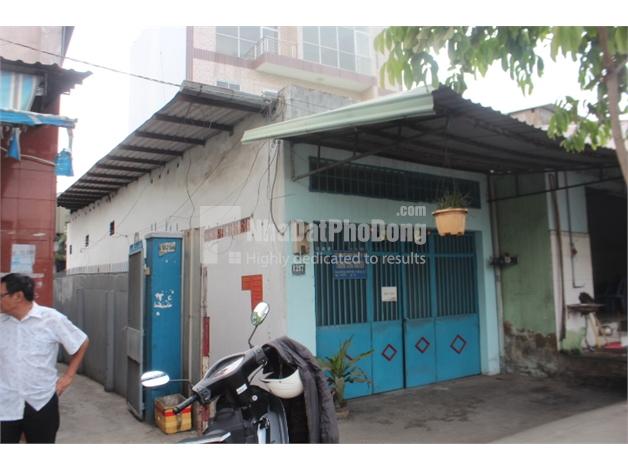 Bán nhà riêng đường Nguyễn Thị Định | 1