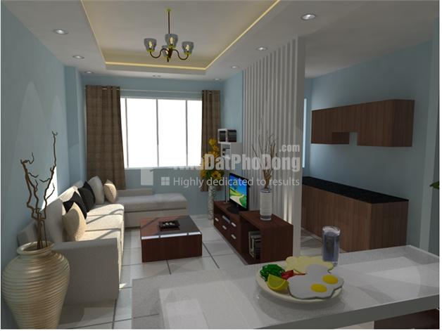 Bán căn hộ cao cấp Phú Đạt Quận Bình Thạnh | 9