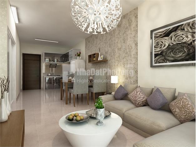 Bán căn hộ chung cư Flora Anh Đào Quận 9. | 3