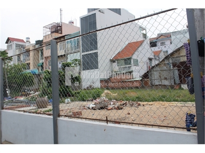 Bán đất 263 m2 mặt tiền đường Quốc Hương, phường Thảo Điền, Quân 2.