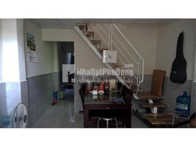 Bán gấp nhà riêng phường 21 Quận Bình Thạnh | 1