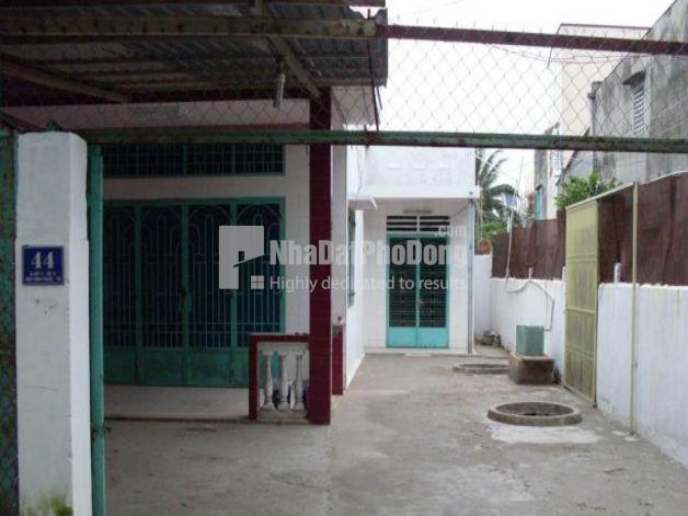 Bán nhà phố mặt tiền phường Hiệp Bình Phước   2